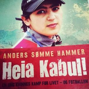 Bokomtale: Heia Kabul! En ung kvinnes kamp for livet - og fotballen